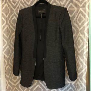 BRAND NEW: BCBG MaxAzira blazer. Very cute.